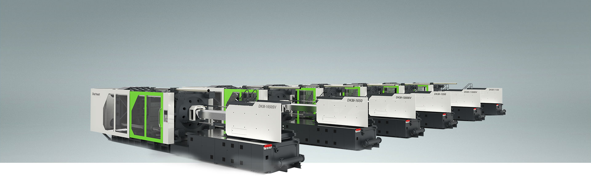 Dakumar Plastic Injection Moulding Machines